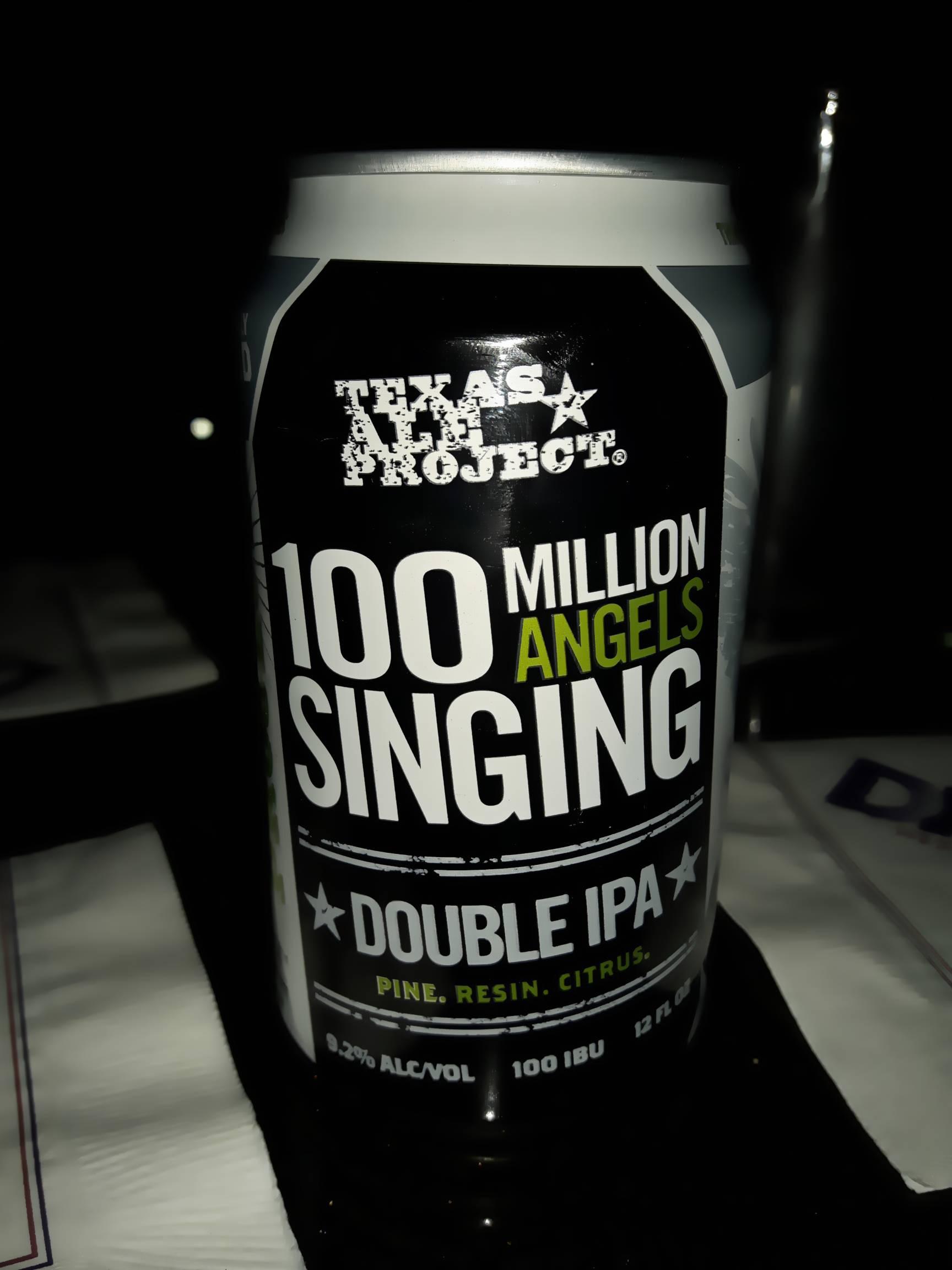 100MillionAngelsSinging_DoubleIPA_Texas