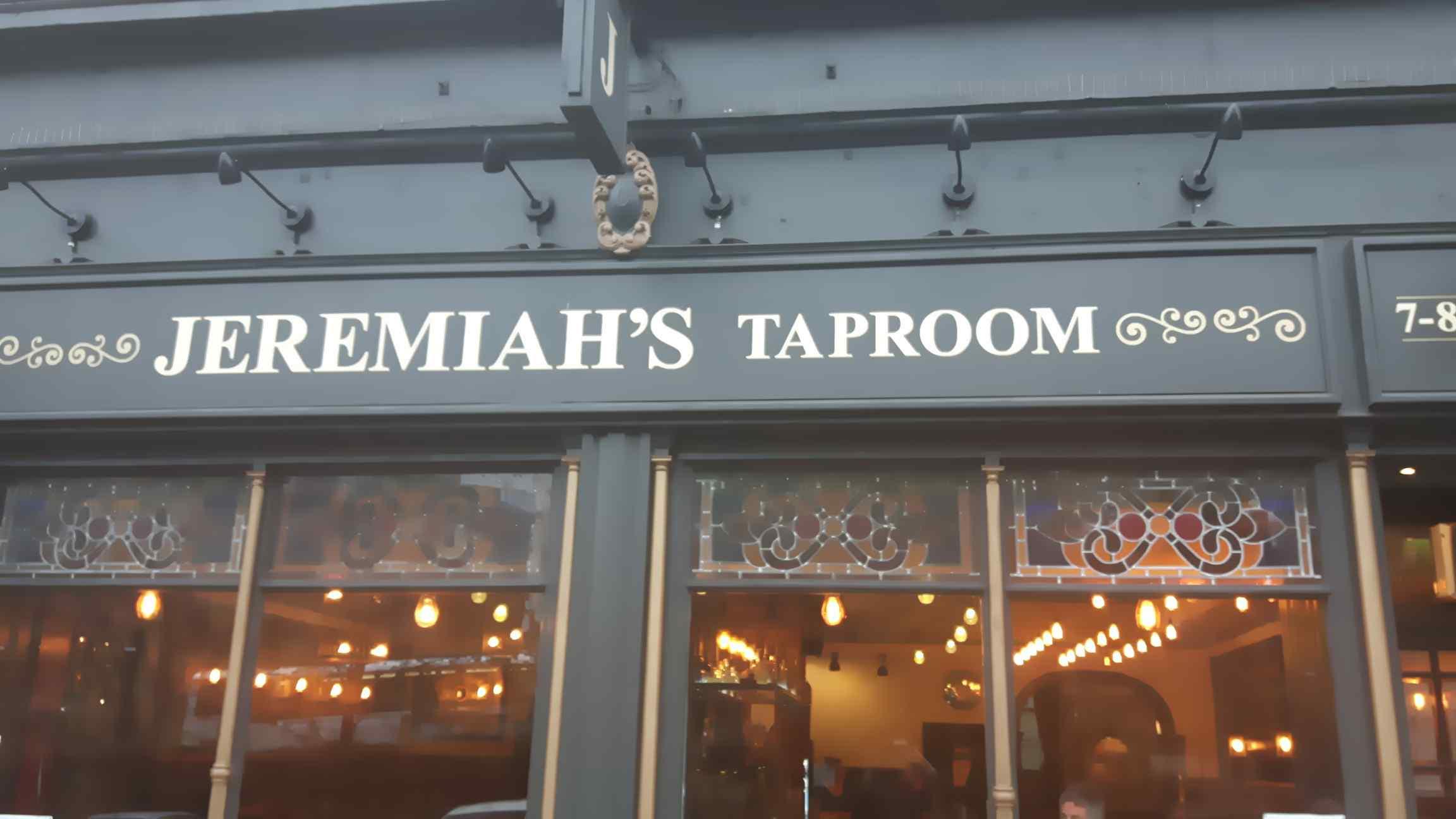 JeremiahsTaproom
